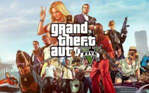 Download GTA 5 MOD APK Free [October-2021](Unlimited Money) 1