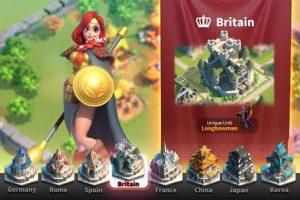 Rise of Kingdoms MOD APK [October-2021] Latest Free Download 1