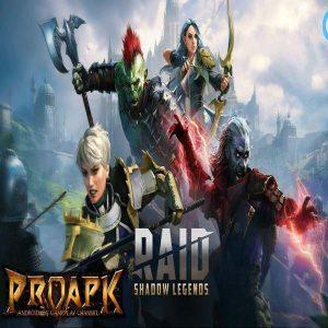 RAID Shadow Legends Mod Apk -[October-2021] Unlimited Gems/Money 1