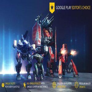 Download War Robots MOD APK [October-2021]-Unlimited Money,bullets,gold 2