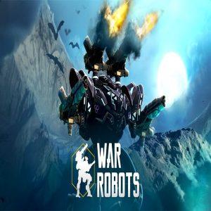 Download War Robots MOD APK [October-2021]-Unlimited Money,bullets,gold 3