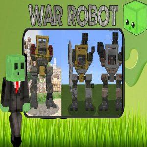 Download War Robots MOD APK [October-2021]-Unlimited Money,bullets,gold 4