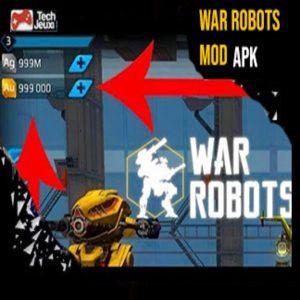 Download War Robots MOD APK [October-2021]-Unlimited Money,bullets,gold 5