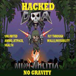 Mini Militia MOD APK Pro Pack Unlimited [October-2021] Latest 4