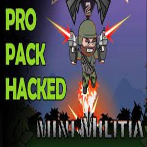 Mini Militia MOD APK Pro Pack Unlimited [October-2021] Latest 5