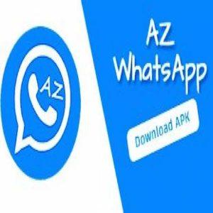 AZWhatsApp APK Download [October-2021]- Latest Updated Version 4