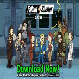 Fallout Shelter Mod  APK [October-2021] (Unlimited Coins)-Latest version 1