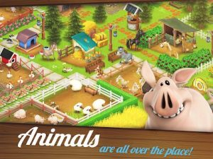 Hay Day MOD APK Latest Version[October-2021] -Unlimited Coins/Seeds/Gems 2