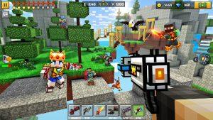 Pixel Gun 3D MOD Apk [October-2021] (Unlimited Coins/Money) Latest Version 1